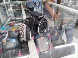 Cámara Digital 16 Megapixeles Canon Sx170 Is - 47273