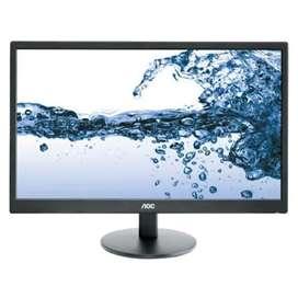 Monitor AOC de 22 pulgadas full HD