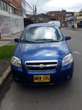 Aveo emotion full equipo $ 21.500.000
