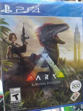 ARK     PS4