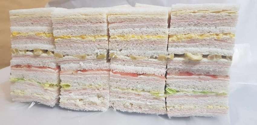 Sándwich de Miga 0