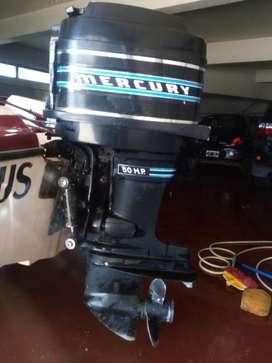 Lancha Codinet de Paglietini con Mercury 50 hp.