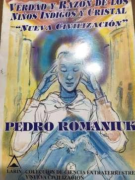"""Verdad y razon de los niños indigos y cristal """"nueva civilizacion"""" PEDRO ROMANIUK"""