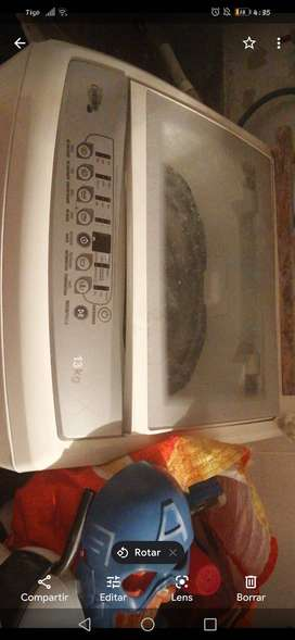 Vendo lavadora para repuesto