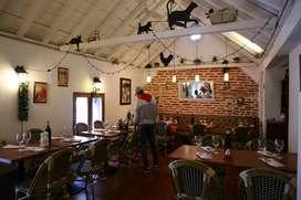 Vendo Restaurante en centro historico de Cartagena