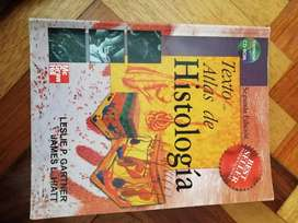 Texto atlas de histologia de gartner, segunda edición
