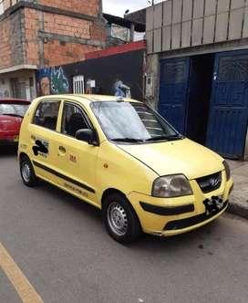 Vendo Taxi Hyundai Atos Prime 2005 único dueño precio Negociable!!