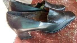 Vendo calzado de cuero n40