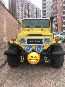 Vendo Toyota fj 40