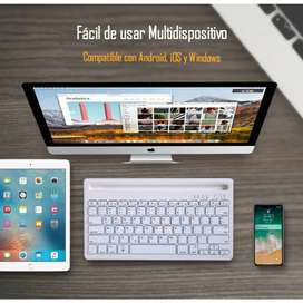 Teclado Bluetooth LY-005 doble canal