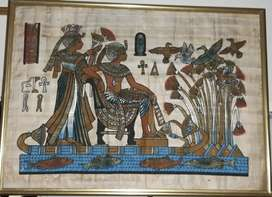 Papiro originario de Egipto
