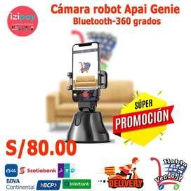 CAMARA ROBOT APAI GENIE BLUETOOTH 360 GRADOS