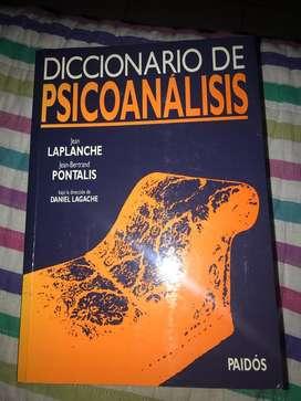 Diccionario de Psicoanalisis - Laplanche