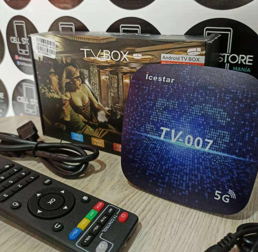 TV BOX - 1RAM - 8ROM