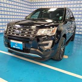 FORD Explorer XLT 3.5L SUV 4x4 T / A V-6 290hp T / C ACC 2017 OLX AUTOS QUITO