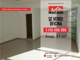 Se Vende Oficina Edificio Marca Bussines Center Unicentro