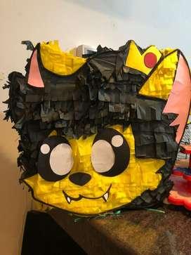 Piñata de mikelino