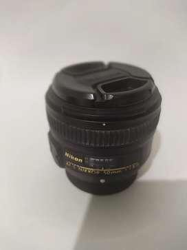 En Venta excelente objetivo Nikon