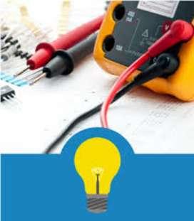 Electricista Instalador Domiciliario con título oficial