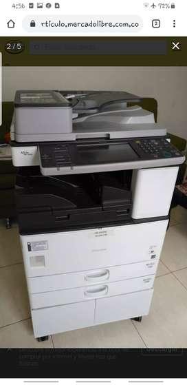 impresora multifuncional en buen estado
