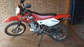 MOTOMEL X3M DE CROSS 125