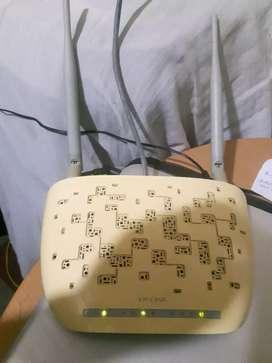 Repetidor tp link 2 antenas remato