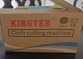 Máquina cortadora de confección