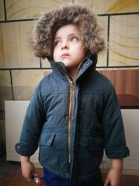 Chaqueta Peluche Zara Baby boy Niño 12 a 18 meses
