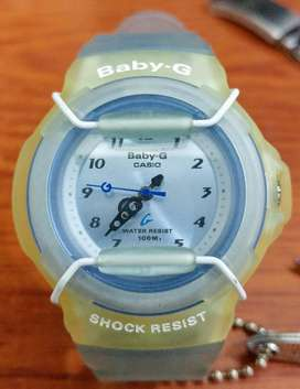 Reloj Casio Babe G Dama