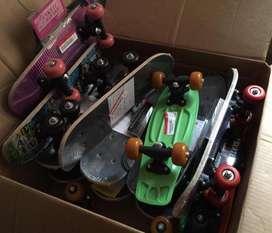 Patinetas Mini Skate Lija Nuevas Penny
