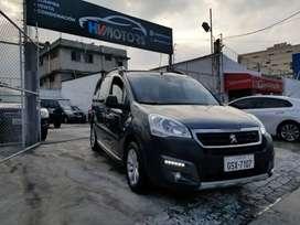 Peugeot partner a diesel 2018 impecable