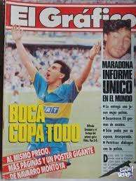 Revista el Grafico 1991