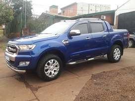 Ford Ranger 3.2 Limited Aut 2017