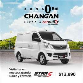 Star 5 Van Cargo auto Nexumcorp Car Outlet