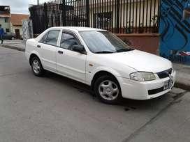 Mazda 323 allegro del 2000