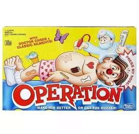 Juego de operando doctor operacion grande juego de mesa