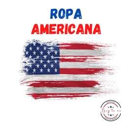 Ropa Americana en Venta