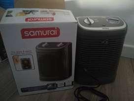 Calentador aire samurai