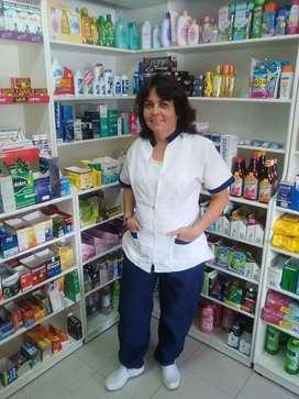 Busco empleo: Auxiliar de Farmacia - Cali