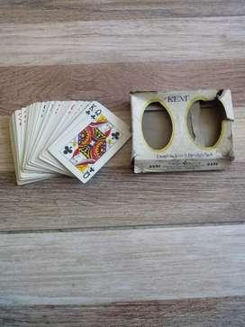 Vendo baraja de póker marca Kent americana
