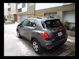 VENDO CHEVROLET TRACKER 2020 IMPECABLE