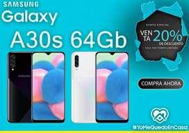 Se vende telefono nuevo Samsung A30 nuevo