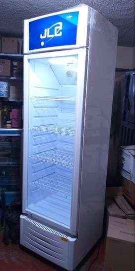 Congelado, nevera, enfriador vertical JLC electronics