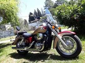 VENDO HONDA SHADOW CLASIC 750cc