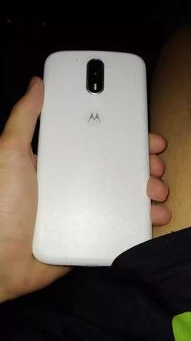 Motorola g4 plus de 4 de ram y 64 GB