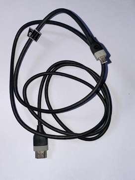 Cable HDMI para celulares Motorola - PRECIO FIJO
