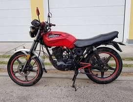 Moto Ronco Motor 150 con SOAT hasta Nov/2021