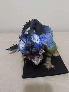 Dragón hecho en Porcelanicron.