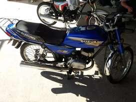 Suzuki ax100 Se vende transferida si o si!