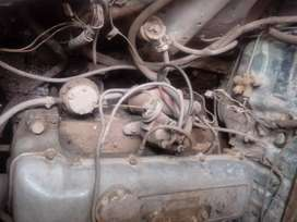 Motor de auto Toyota